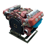 Комплектующие для двигателей УТД-20  (ОАО «Барнаултрансмаш»)